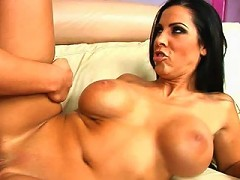 Slutty mature gets pounded by her young lover