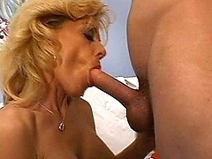A desperate housewife takes anal sex